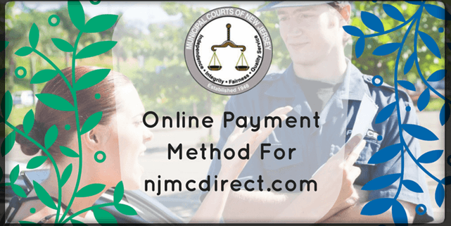 Important Note About Njmcdirect Pay Online Ticket