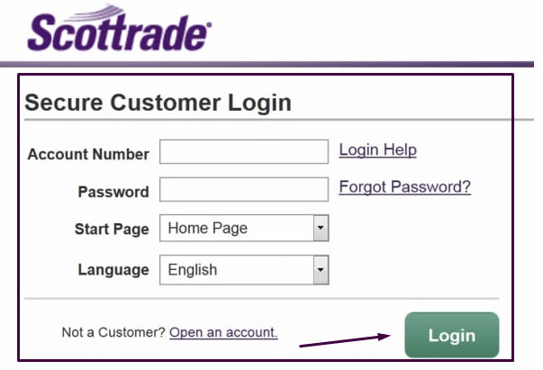 How Do I Access My Scottrade Login Account