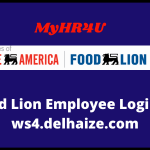 MyHR4U - Food Lion Employee Login at ws4.delhaize.com