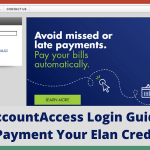 MyAccountAccess Login Guide to Make Payment Your Elan Credit Card